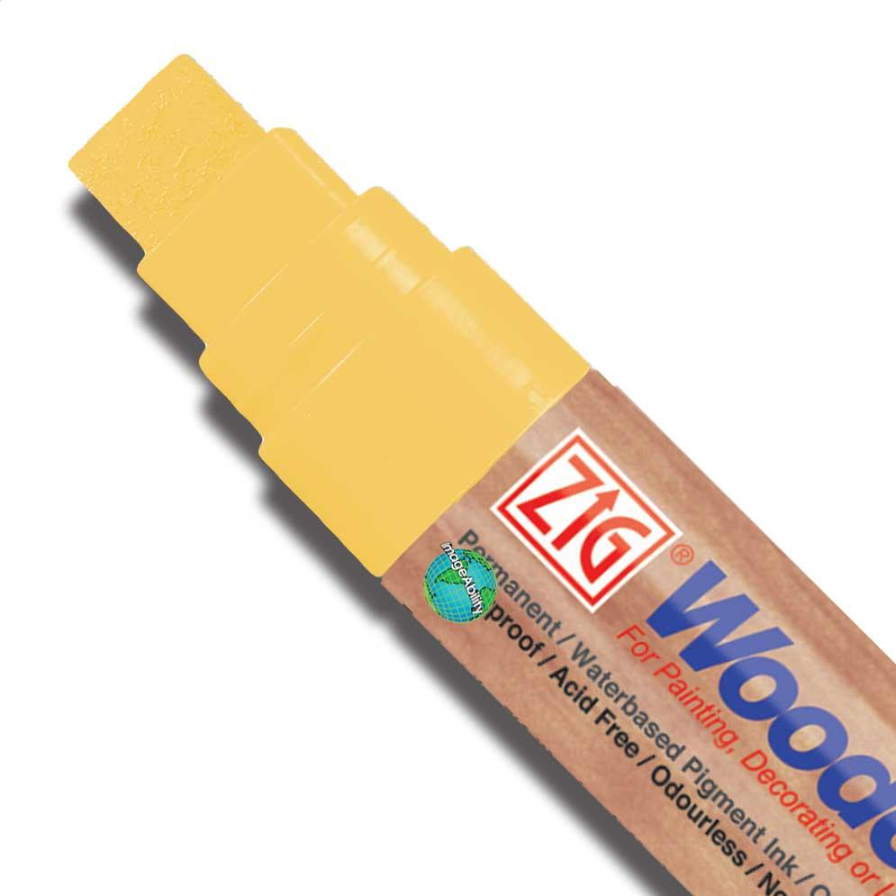 15mm tip - RED Big /& Broad Zig Posterman Chalkboard Pens
