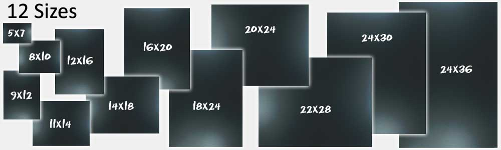 Cohas Standard Chalkboards - Many uses for Home, Weddings, and More!
