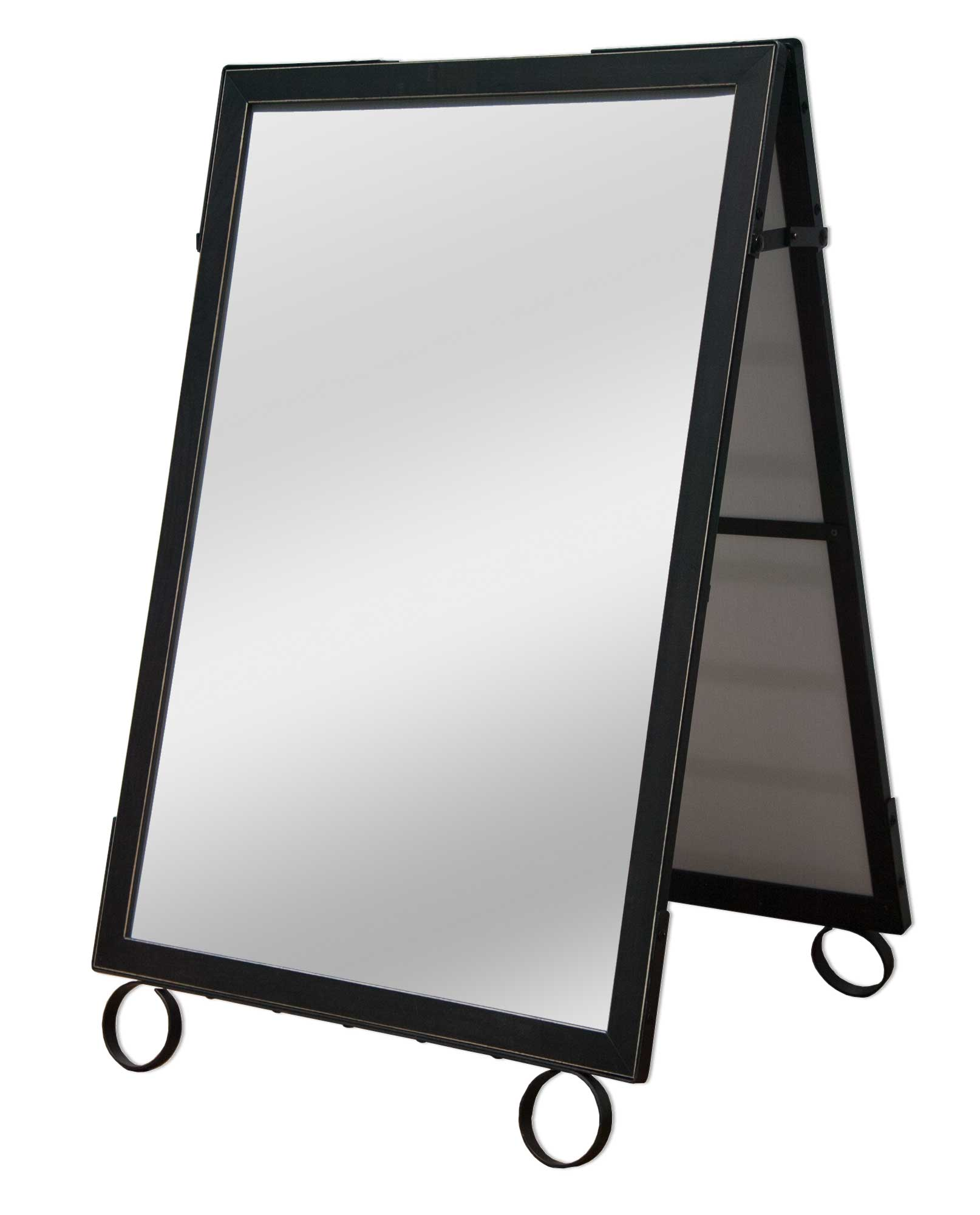 Exhibition Stand Extras : Extra large a frame display stand with easy to change